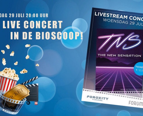 Livestream concert TNS Foroxity